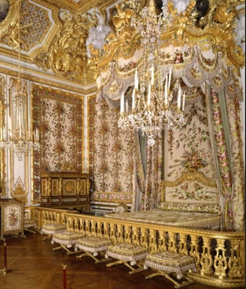 Chambre Bebe Meuble Martin :   Visite guid e du petit appartement roi et de la chapelle royale